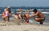 Czyste plaże