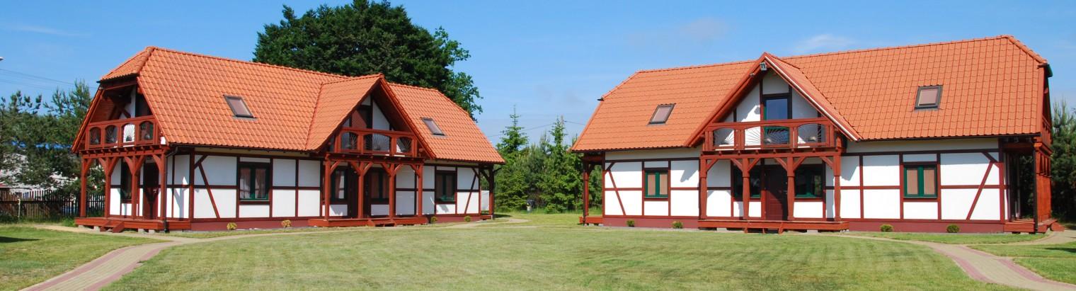 dwie chaty